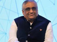 Kishore Biyani | Photo: Kamlesh Pednekar