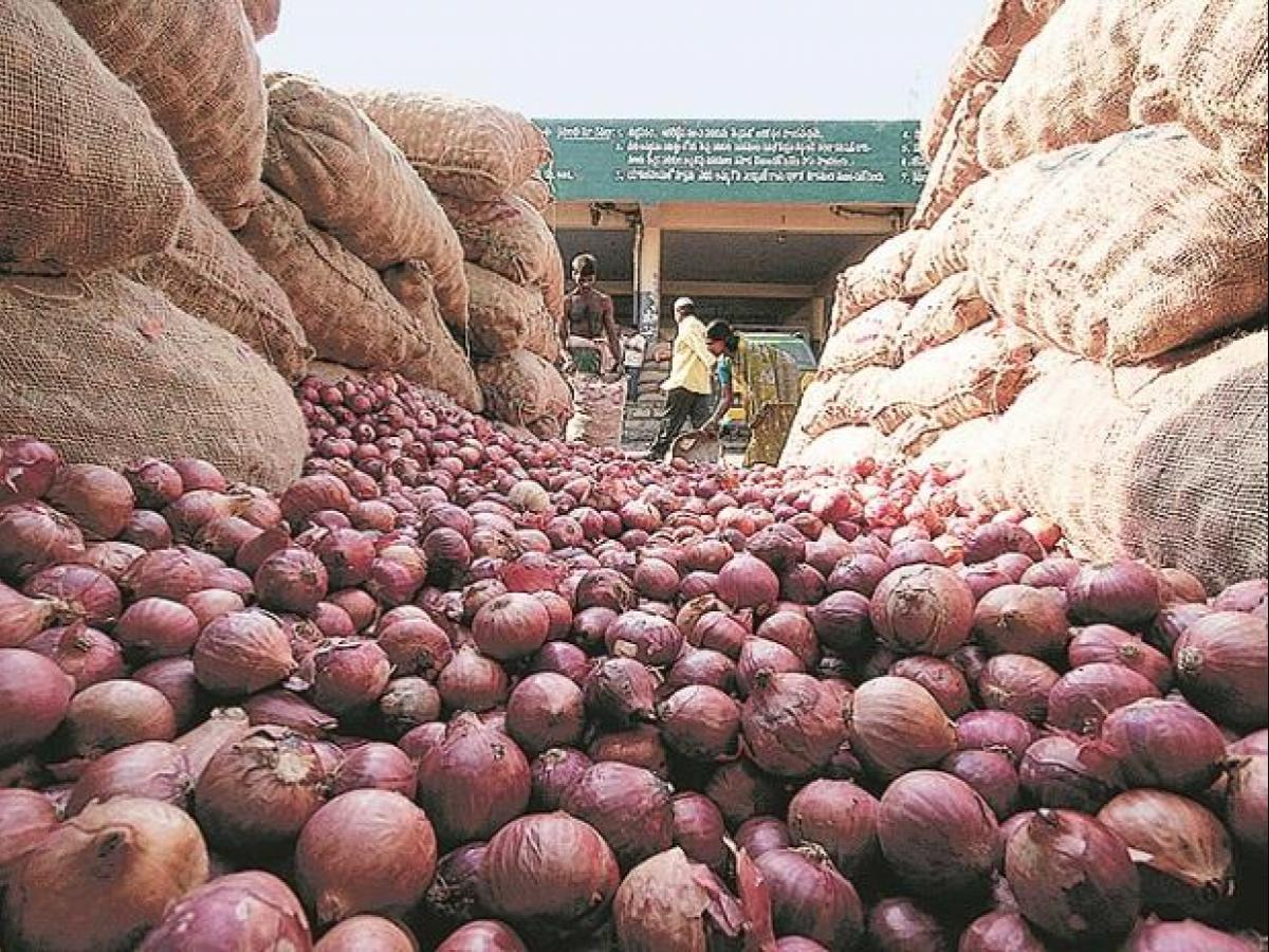 Govt scraps 10% MEIS incentives on onion exports to curb