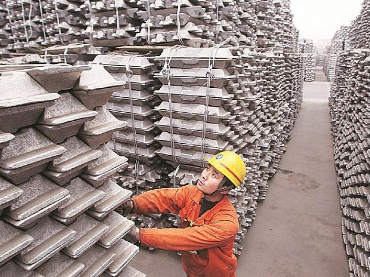 Aluminium companies fear swell in scrap imports as China