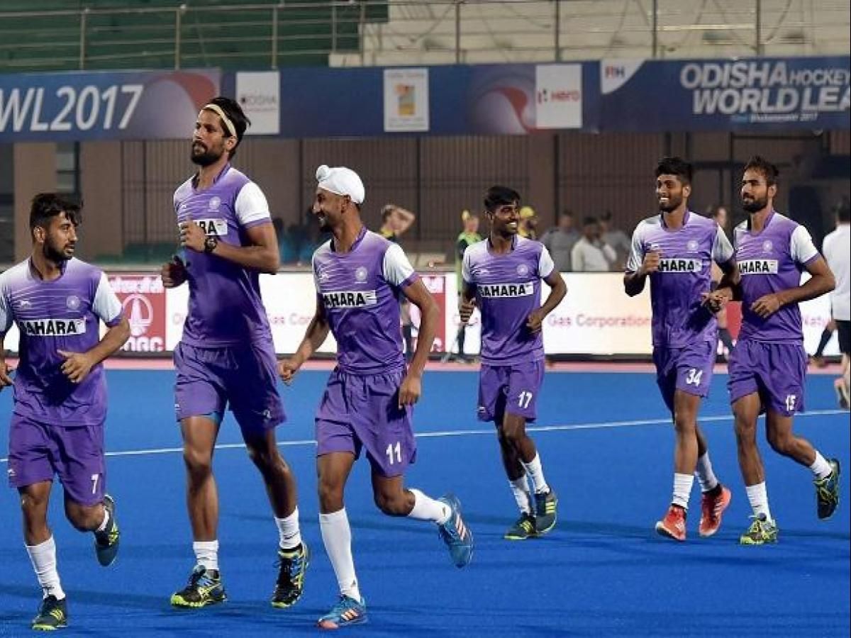 Hockey World Cup Odisha Plans Publicity Campaigns In Major Playing