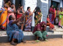 Kerala fishermen, cyclone ockhi