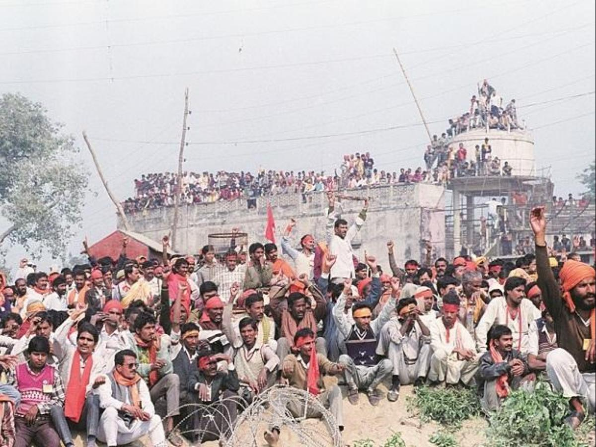 The untold story of how the Ram idol surfaced inside Babri Masjid