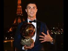 ronaldo, ballond'or, paris