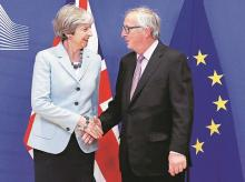 , European Commission President Jean-Claude Juncker