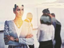 What are the factors that decide women's progress at workplaces in India?