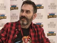 Dan Parent, Archie, Comic Con India