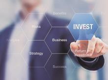 Investment outlook stays dim, job scene picks up