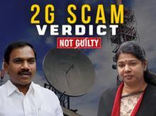 2G scam verdict, Kanimozhi, A Raja