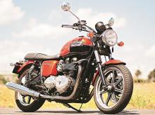 Triumph Motorcycles gears up to take on Royal Enfield