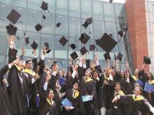 students, graduates, b-school graduates, IIT