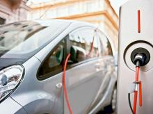EV charger network