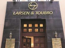 Larsen & Toubro launches second offshore patrol vessel for Indian Navy