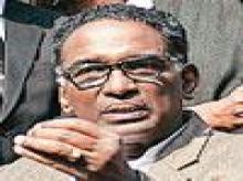 Justice J Chelameswar