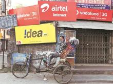 Mobile users, Airtel