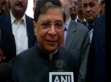 Dipak Misra. Photo: ANI