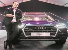Audi India ,german luxury car brand,Rahil Ansari,GST , JLR and Volvo,Mercedes Benz, BMW, and Audi