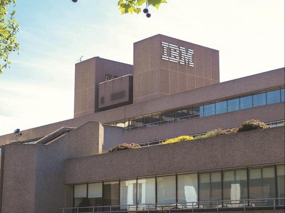 IBM laying off 2,000 employees not performing 'at a