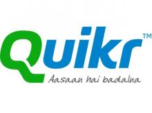 Tiger Global-backed Quikr's FY17 revenue grows 55% to Rs 638 million