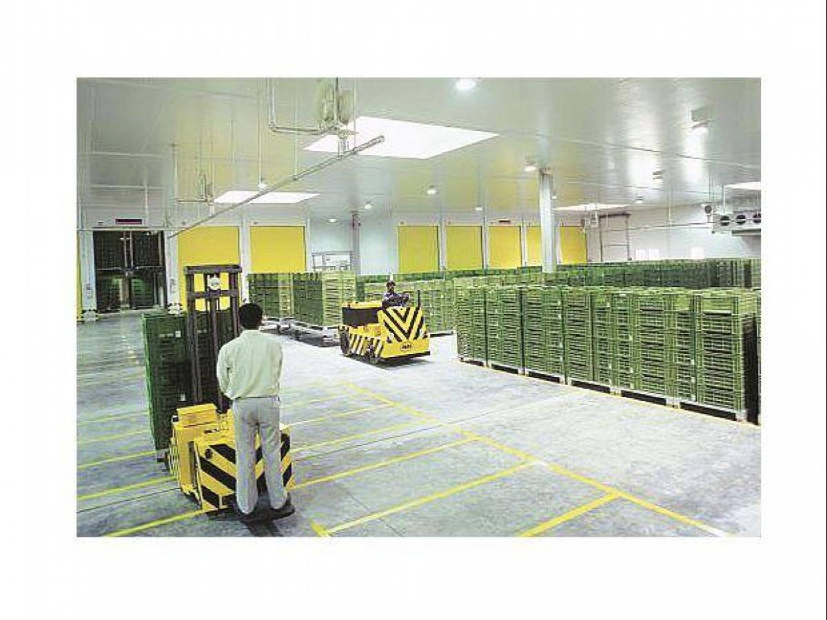 Cold storage capacity expands, Rs 21,000 crore investment
