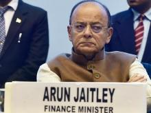 Union Minister for Finance and Corporate Affairs Arun Jaitley