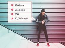 fitness wearable, health
