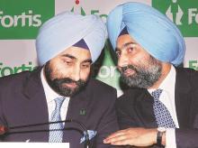 Shivinder Singh, Malvinder Singh