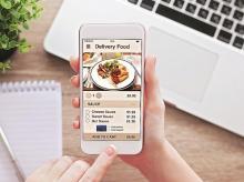 online food order, online food delivery