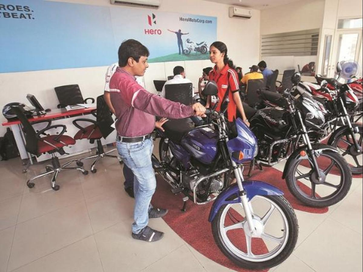 Hero MotoCorp drives into used two-wheeler business with