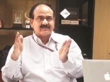 UIDAI chief Ajay Bhushan Pandey