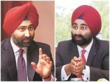 Malvinder Mohan Singh, Shivinder Mohan Singh