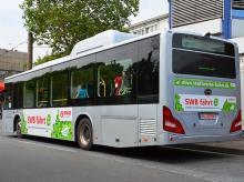 BYD bus