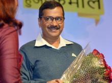 File photo of Arvind Kejriwal