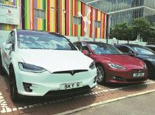 Tesla, electric vehicles