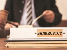 insolvency, Bankruptcy, stressed assets