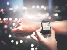 Smartwatch, watch,