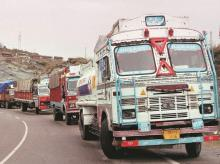 Transporters' bodies put on hold buying new trucks; say biz environment unviable