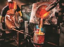 Steel makers, metal, industry, steel firms
