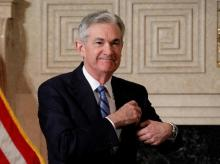 Federal Reserve Chairman Jerome Powell | File photo