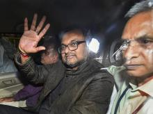 File photo of Karti Chidambaram | Photo: PTI
