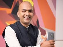 File photo: Manu Kumar Jain, managing director, Xiaomi India