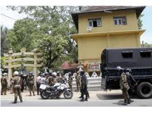 Sri Lanka Violence, Kandy violence
