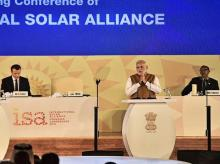 ISA 2018, international solar alliance, modi
