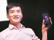 Pete Lau, founder and CEO of OnePlus | File photo