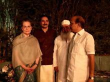Sonia Gandhi dinner