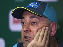 australia former coach darren Lehmann