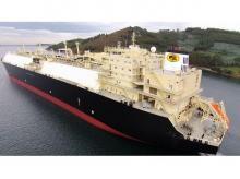 gail, LNG Vessel, US LNG
