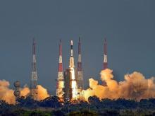 ISRO GSAT-A6 satellite launch