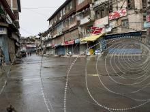 Jammu Kashmir, curfew