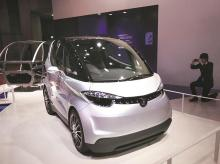 EVs, Electric vehicles