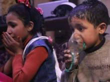 syria gas attack, syria chemical attack
